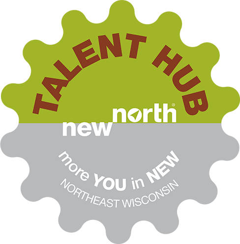 New North Talent Hub Logo
